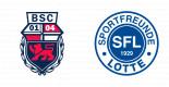 Bonner SC - Sportfreunde Lotte