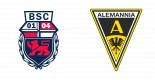 Bonner SC - Alemannia Aachen