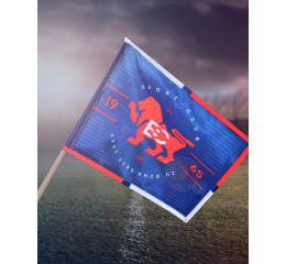 Fahne groß