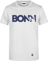 T-Shirt Weiß Bonn