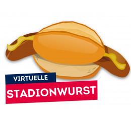 Virtuelle Stadionwurst